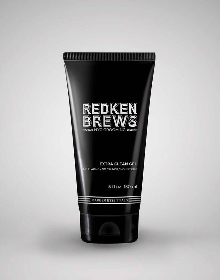 Redken Brews Extra Clean Gel Fra Redken