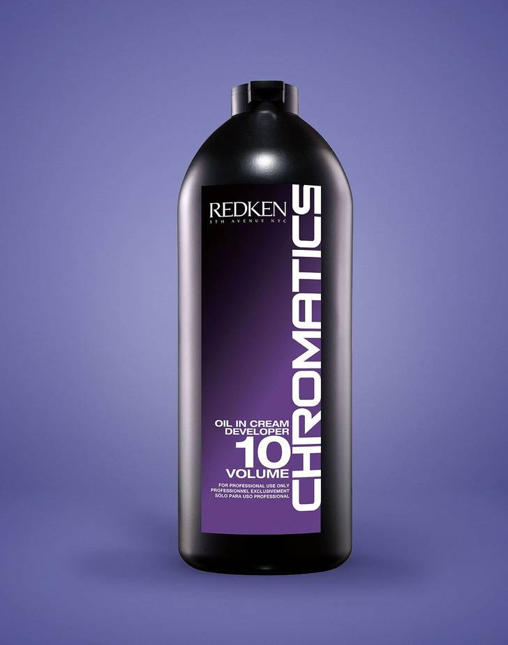 Chromatics™ Oil In Cream Developer 10 Volume Fra Redken