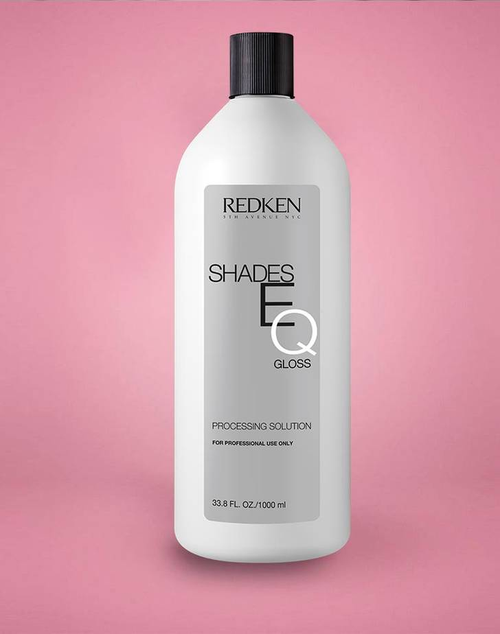 Shades EQ Processing Solution Fra Redken